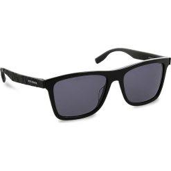 Okulary przeciwsłoneczne BOSS - 0297/S Black 807. Czarne okulary przeciwsłoneczne damskie Boss, z tworzywa sztucznego. W wyprzedaży za 459.00 zł.