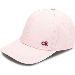 Czapka z daszkiem CALVIN KLEIN - Ck Baseball Cap W K60K604724 629. Czerwone czapki i kapelusze damskie Calvin Klein, z bawełny. Za 129.00 zł.