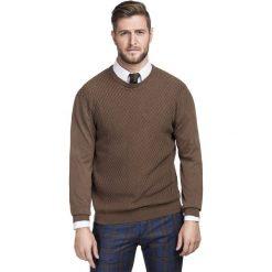 Sweter FREDERICO SWKR000185. Swetry przez głowę męskie marki Giacomo Conti. Za 219.00 zł.