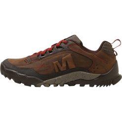 Merrell ANNEX TRAK LOW Obuwie hikingowe clay. Trekkingi męskie Merrell, z materiału, outdoorowe. Za 589.00 zł.