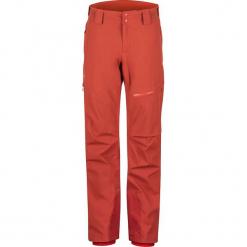 """Spodnie narciarskie """"Layout Cargo"""" w kolorze czerwonym. Spodnie snowboardowe męskie marki WED'ZE. W wyprzedaży za 422.95 zł."""