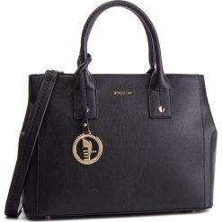 Torebka PUCCINI - BT28603 Czarny 1. Czarne torebki do ręki damskie Puccini, ze skóry ekologicznej. W wyprzedaży za 209.00 zł.