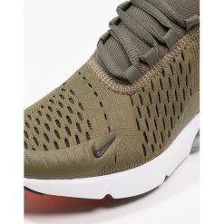 Nike Sportswear AIR MAX 270 Tenisówki i Trampki medium olive/black/total orange/white. Buty sportowe chłopięce Nike Sportswear, z materiału. Za 499.00 zł.
