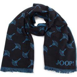 Szal JOOP! - Feris 10001690 001. Czarne szaliki i chusty damskie JOOP!, z materiału. Za 349.00 zł.