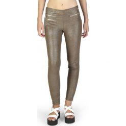 Guess Legginsy Damskie M Brązowy. Brązowe legginsy damskie Guess, z jeansu. W wyprzedaży za 459.00 zł.