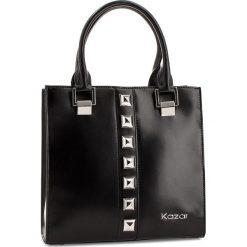Torebka KAZAR - Awenna 33401-01-00 Black. Czarne torebki do ręki damskie Kazar, ze skóry. Za 849.00 zł.