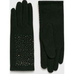 Morgan - Rękawiczki. Czerwone rękawiczki damskie Morgan, z bawełny. W wyprzedaży za 69.90 zł.