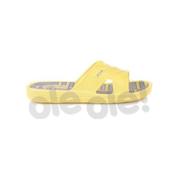 d88602d4cb26e Spokey Intro - klapki basenowe damskie r.41 (żółto-szary) - Klapki ...