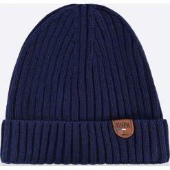 U.S. Polo - Komplet czapka + szalik. Czapki i kapelusze męskie U.S. Polo. W wyprzedaży za 139.90 zł.