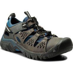 Sandały KEEN - Arroyo III 1018595 Empire/Blue Opal. Niebieskie sandały męskie Keen, z materiału. W wyprzedaży za 339.00 zł.