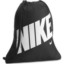 Plecak NIKE - BA5262 015. Czarne plecaki damskie Nike, z materiału, sportowe. Za 49.00 zł.