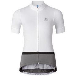 Odlo Koszulka Shirt full zip Fujin biała r. M. T-shirty damskie Odlo. Za 116.46 zł.