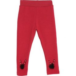 Czerwone Legginsy Formidability. Czerwone legginsy dla dziewczynek Born2be. Za 39.99 zł.