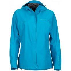 Marmot Wm's Minimalist Jacket Oceanic L. Niebieskie kurtki sportowe damskie Marmot, z gore-texu. W wyprzedaży za 699.00 zł.