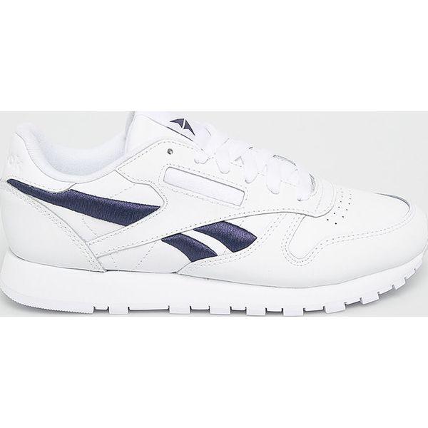 Reebok Classics Nylon M Txt – Biało różowe buty sportowe