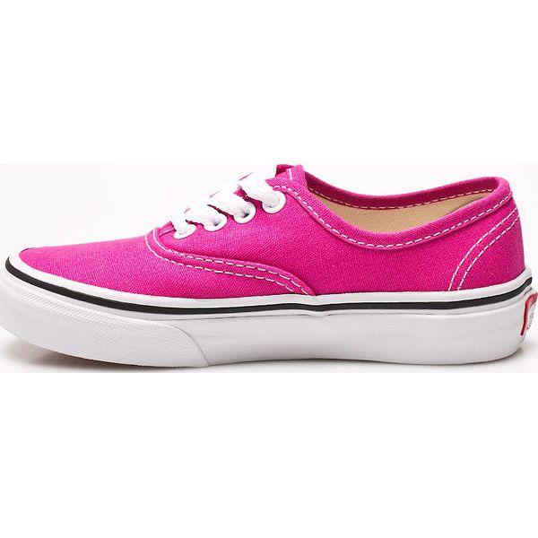 ef70aa1e4c574 Vans - Tenisówki dziecięce - Buty sportowe dziewczęce marki Vans. W ...