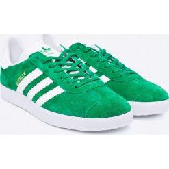 Adidas Originals - Buty Gazelle. Szare buty sportowe męskie adidas Originals, z gumy. W wyprzedaży za 339.90 zł.