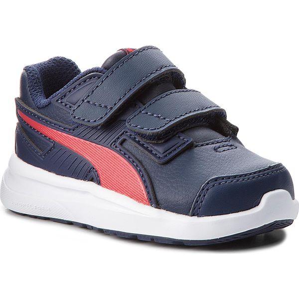 Sneakersy PUMA Escaper SL V Inf 190186 09 PeacoatRibbon Red