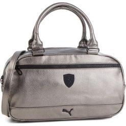 Torebka PUMA - Sf Ls Handbag 075595 01 Metallic. Szare torebki do ręki damskie Puma, ze skóry ekologicznej. W wyprzedaży za 279.00 zł.