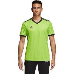 Adidas Koszulka piłkarska Tabela 18 JSY zielona r. L (CE1716). Koszulki sportowe męskie marki bonprix. Za 62.50 zł.
