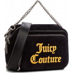 Torebka JUICY COUTURE BLACK LABEL - Pixley JBH5014  Black. Czarne torby na ramię damskie Juicy Couture Black Label. Za 399.00 zł.
