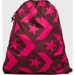 Converse - Plecak. Czerwone plecaki damskie Converse, z poliesteru. W wyprzedaży za 69.90 zł.