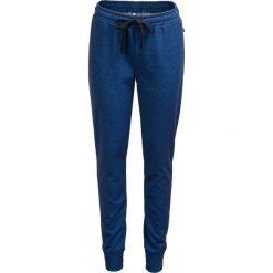 Spodnie dresowe damskie SPDD600 - GRANAT CIEMNY - Outhorn. Niebieskie spodnie dresowe damskie Outhorn, na jesień, z dresówki. W wyprzedaży za 55.99 zł.