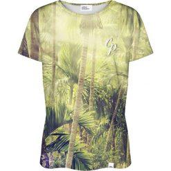 Colour Pleasure Koszulka damska CP-030 272 zielona r. M/L. T-shirty damskie Colour Pleasure. Za 70.35 zł.