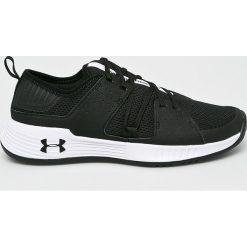 Under Armour - Buty UA Showstopper 2.0. Czarne buty sportowe męskie Under Armour, z materiału. W wyprzedaży za 299.90 zł.