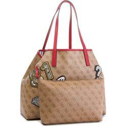 Torebka GUESS - HWSB69 95240  BRM. Brązowe torebki do ręki damskie Guess, ze skóry ekologicznej. Za 679.00 zł.