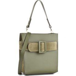 Torebka CREOLE - K10449 C. Zielony. Zielone torebki do ręki damskie Creole, ze skóry. W wyprzedaży za 259.00 zł.