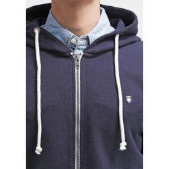 Knowledge Cotton Apparel BASIC  Bluza rozpinana dark blue. Bluzy męskie Knowledge Cotton Apparel, z bawełny. Za 399.00 zł.