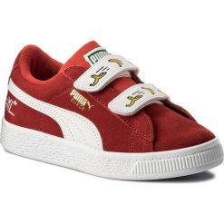 Półbuty PUMA - Minions Suede V Ps 365528 01 High Risk Red/Puma White. Półbuty chłopięce marki Born2be. W wyprzedaży za 179.00 zł.