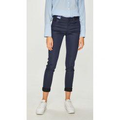 Morgan - Spodnie. Szare spodnie materiałowe damskie Morgan, z bawełny. W wyprzedaży za 239.90 zł.