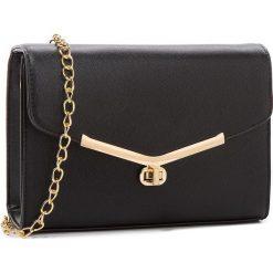 Torebka JENNY FAIRY - RS00051 Black. Czarne torebki do ręki damskie Jenny Fairy, ze skóry ekologicznej. Za 79.99 zł.