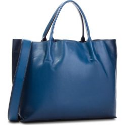 Torebka KAZAR - Saga 33257-01-19 Navy. Niebieskie torebki do ręki damskie Kazar, ze skóry. Za 799.00 zł.