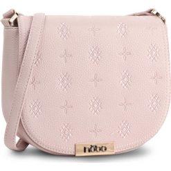 Torebka NOBO - NBAG-E4070-C004 Różowy. Czerwone torebki do ręki damskie Nobo, ze skóry ekologicznej. W wyprzedaży za 119.00 zł.