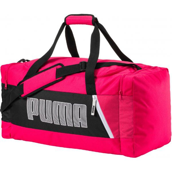 8cc40e2ed5fd Puma Torba Fundamentals Sports Bag M Ii Love Potion - Torby sportowe ...