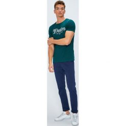 Tom Tailor Denim - Spodnie Aedan. Eleganckie spodnie męskie marki Giacomo Conti. W wyprzedaży za 149.90 zł.