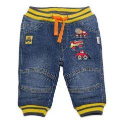 Gelati Chłopięce Spodnie Jeansowe Z Autami, 98, Niebieskie. Jeansy dla chłopców marki Reserved. Za 83.00 zł.