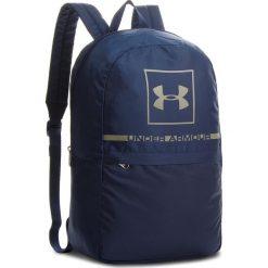 Plecak UNDER ARMOUR - Project 5 Backpack 1324024-410  Granatowy. Niebieskie plecaki damskie Under Armour, z materiału, sportowe. Za 109.95 zł.
