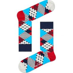 Happy Socks - Skarpety Multi. Szare skarpety męskie Happy Socks. Za 34.90 zł.