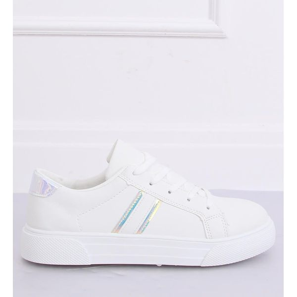 Trampki damskie białe CC 20 White