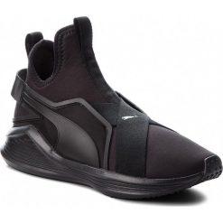 Buty PUMA - Fierce Sleek Wn's 191155 01 Puma Black/Puma Black. Czarne obuwie sportowe damskie Puma, z materiału. W wyprzedaży za 309.00 zł.