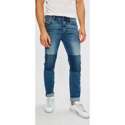 Diesel - Jeansy Thommer. Niebieskie jeansy męskie Diesel. W wyprzedaży za 499.90 zł.