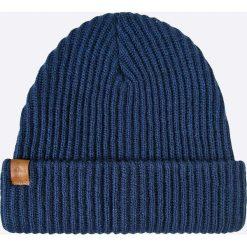 Quiksilver - Czapka. Niebieskie czapki i kapelusze męskie Quiksilver. W wyprzedaży za 69.90 zł.