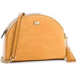 Torebka MICHAEL MICHAEL KORS - Crossbodies 32F8GF5C4S Marigold. Żółte torebki do ręki damskie MICHAEL Michael Kors, ze skóry. Za 1,009.00 zł.