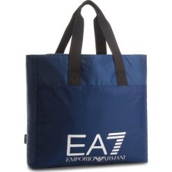Torebka EA7 EMPORIO ARMANI - 275661 CC731 02836 Dark Blue. Torebki do ręki damskie marki WED'ZE. Za 299.00 zł.