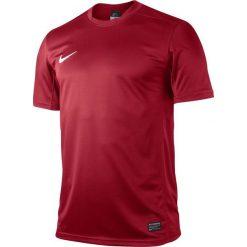 Nike Koszulka piłkarska Park V Boys czerwona r. XS (448254-657). T-shirty i topy dla dziewczynek Nike. Za 51.30 zł.