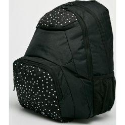 Roxy - Plecak. Czarne plecaki damskie Roxy, z poliesteru. W wyprzedaży za 169.90 zł.